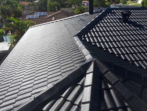 Roof Painting Brisbane Quality Metal Roofs Painted Brisbane